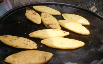 Comal Pan Used in Mexican Cooking