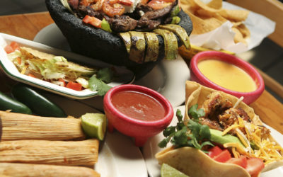 The different regions of Mexican cuisine